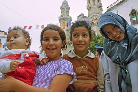 viajar argelia barco: